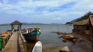 Canto da lagoa, Floripa, Brésil