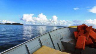 Navigation Ilha do mel – Superagui