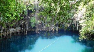 La Péninsule du Yucatan vue de l'intérieur