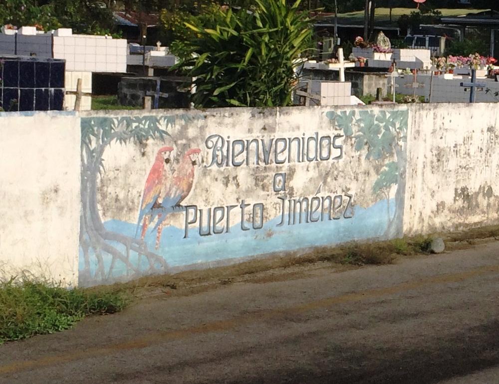 Bienvenidos a Puerto Jimenez – Costa Rica
