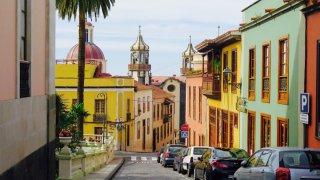 La Orotava, charmante ville coloniale au style typique canarien