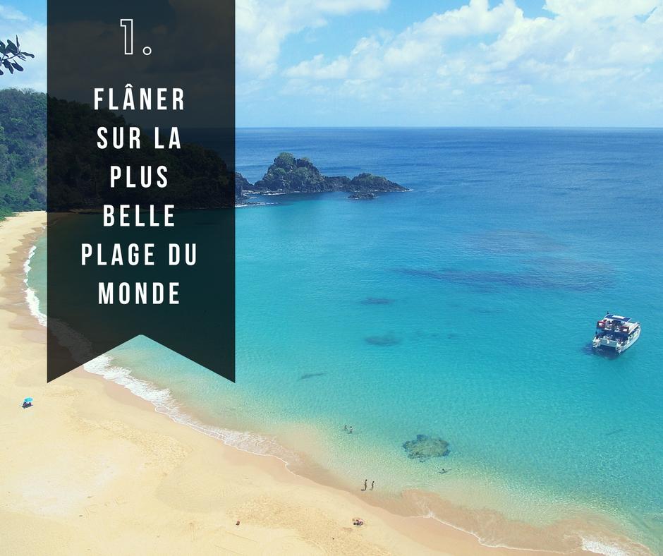 Praia do Sancho – Fernando de Noronha