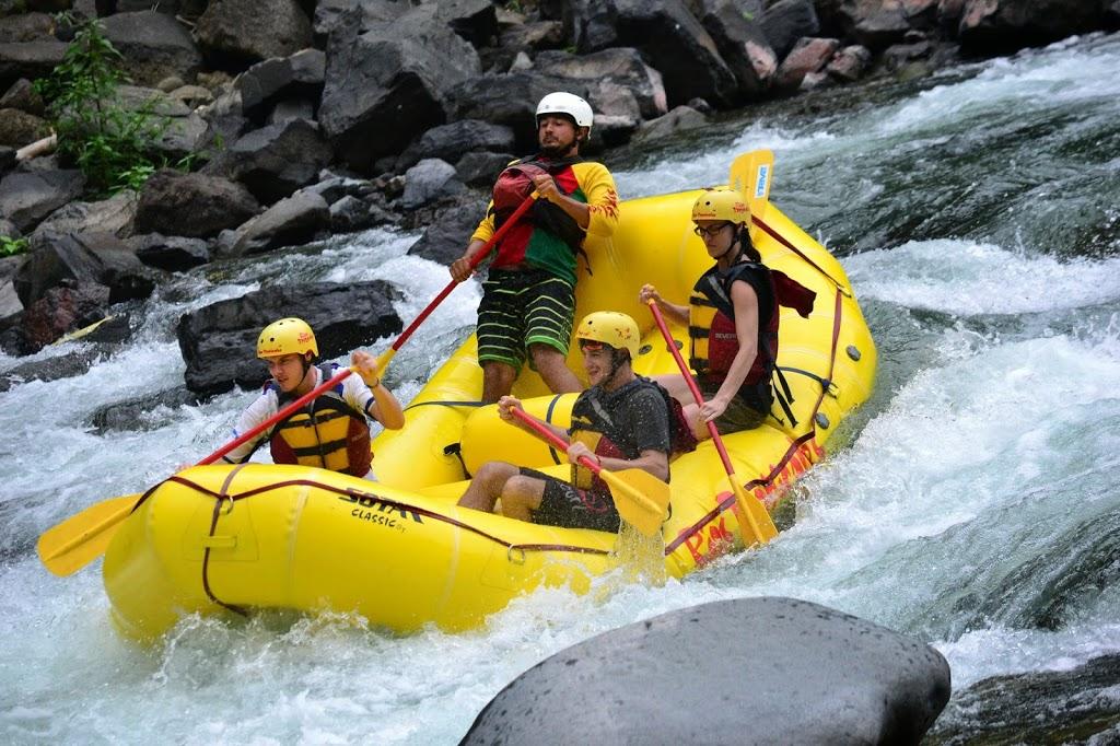 Sensations fortes sur le rio Pacuare – Costa Rica