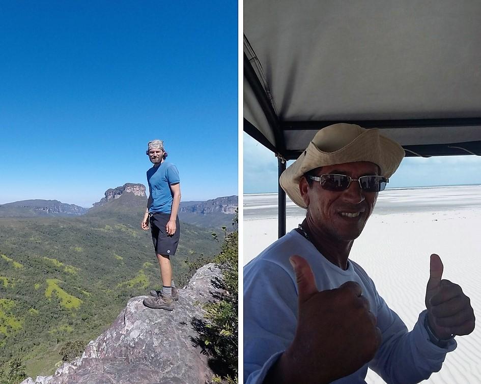 Des guides attentionnés – voyage Nordeste Brésil