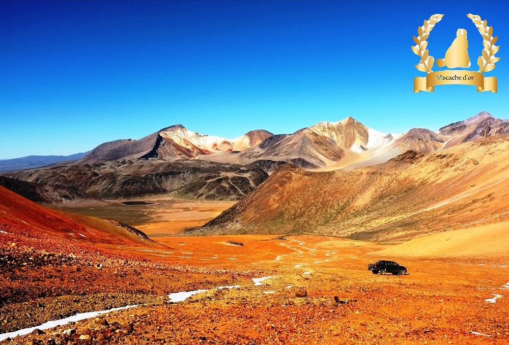 Suriplaza, 5086m – Chili