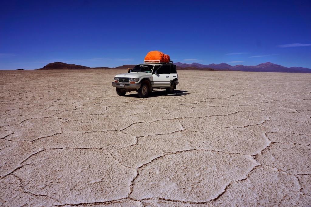 Salar Uyuni – Bolivie