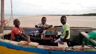 Pêcheurs aguerris de Vilanculos