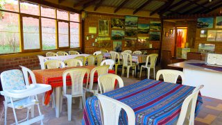 Restaurant Hôtel Etelvina – Bolivie