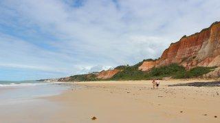 Randonnée en bord de mer d'Arraial d'Ajuda à Trancoso – Brésil