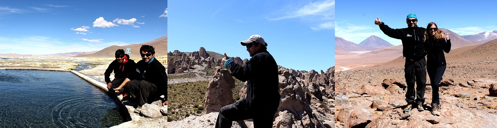 Alejandro, guide francophone en Bolivie