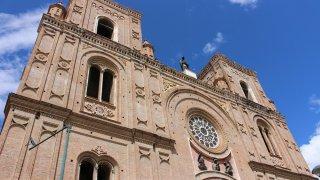 Cathédrale de Cuenca – Equateur