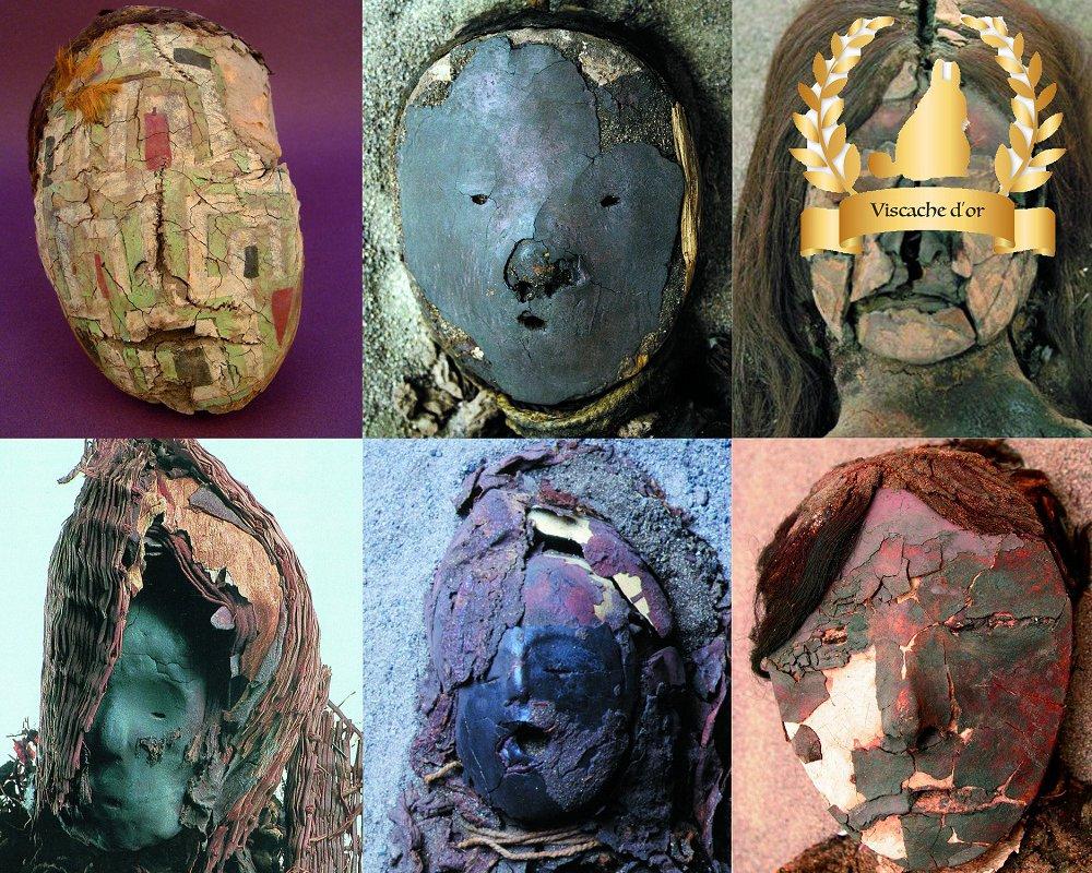 Les Chinchorros, plus vieilles momies du monde