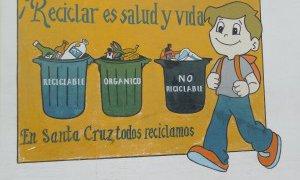 Recyclage à Santa Cruz – Galapagos