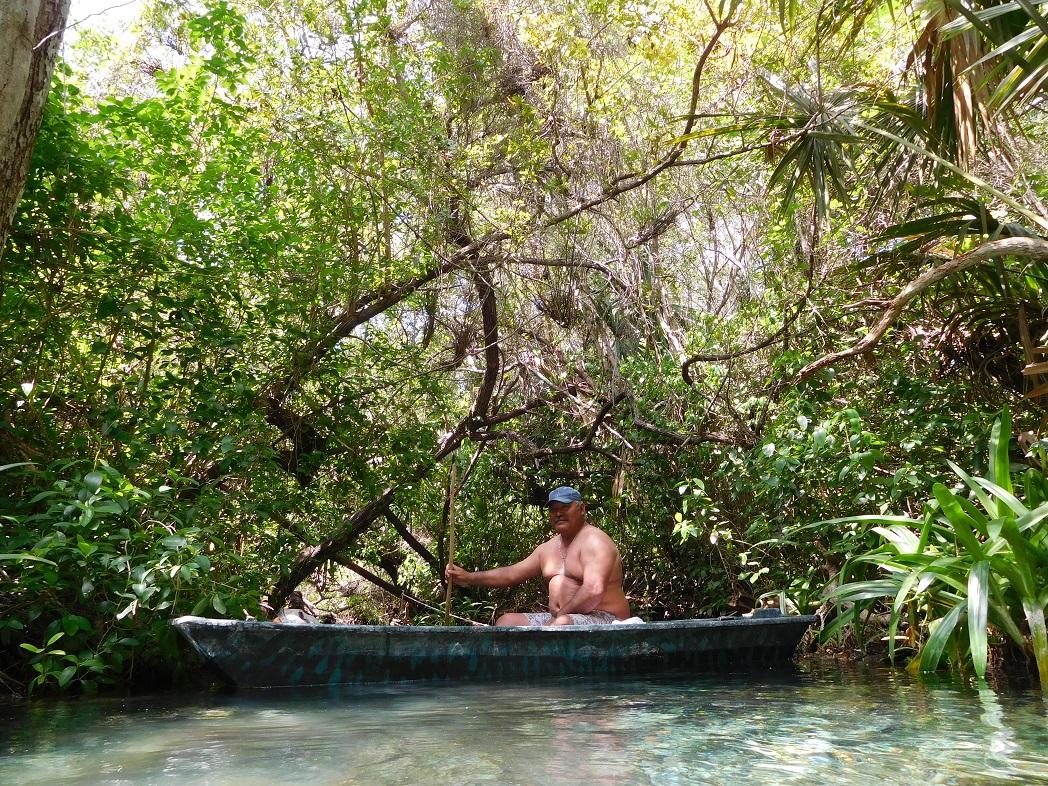 Genaro, gardien de la mangrove – Voyage au Yucatan