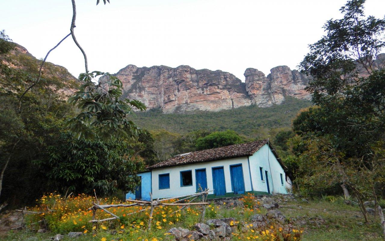 Refuge perdu au milieu de la Vale do Pati – voyage Noreste Brésil