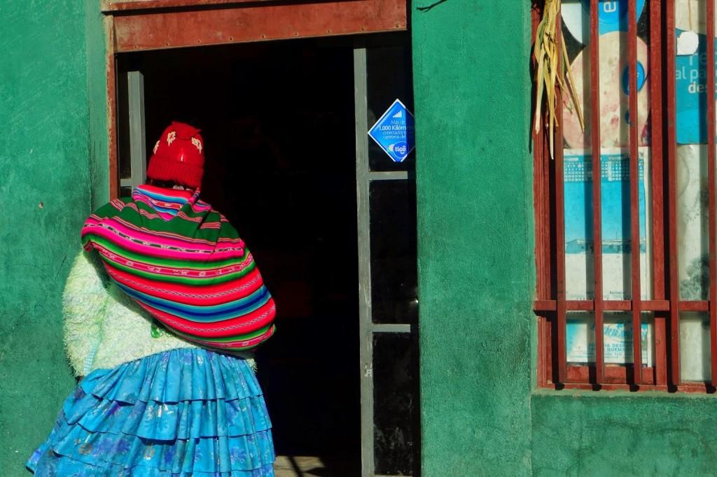 A la frontière Chili – Bolivie