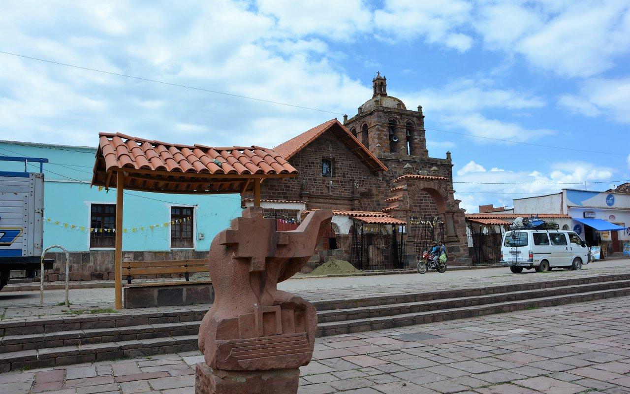Ville de Tiwanaku