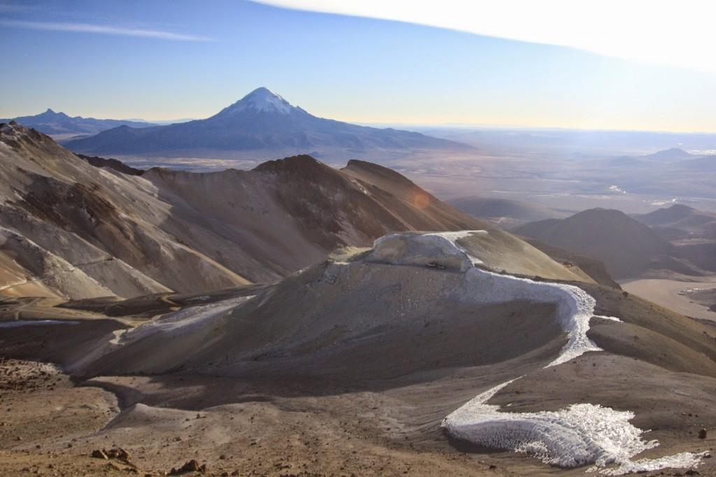 Acotango – Parc Sajama – Bolivie