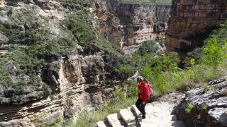 Canyon Vergel – Bolivie