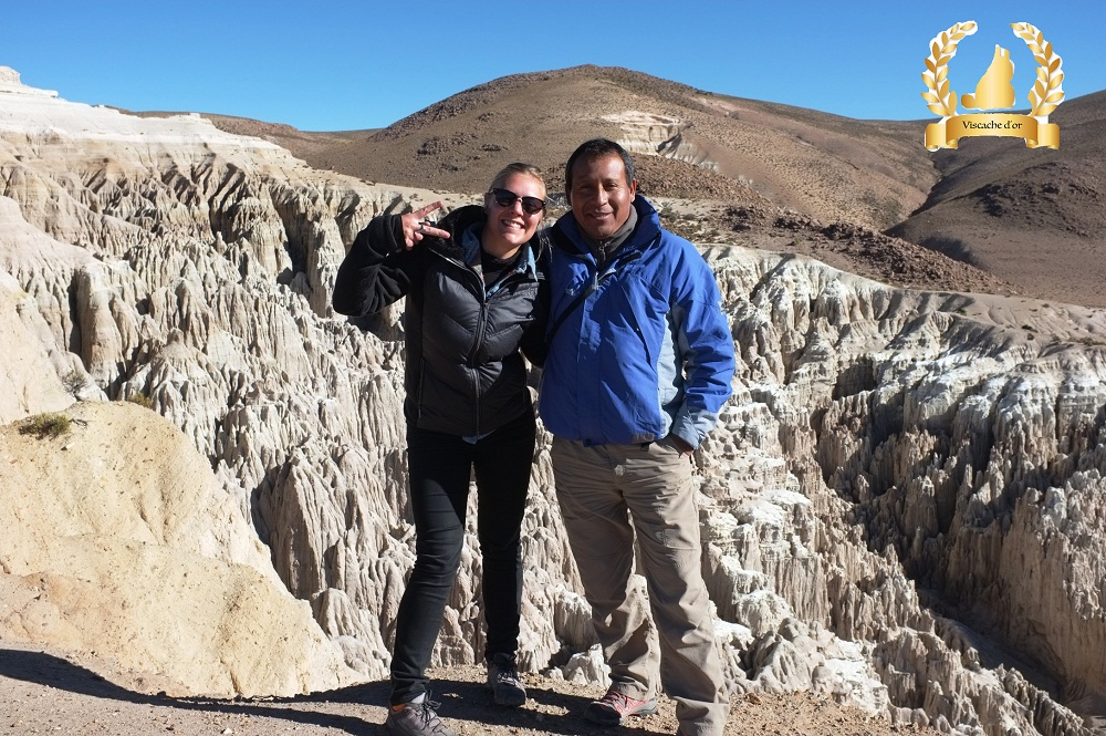 Francisco et Cassandre – Voyage dans le Grand Nord du Chili