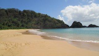 La belle Praia do Sancho