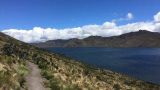 Equateur : au coeur des réserves écologiques Antisana & Cayambe-Coca