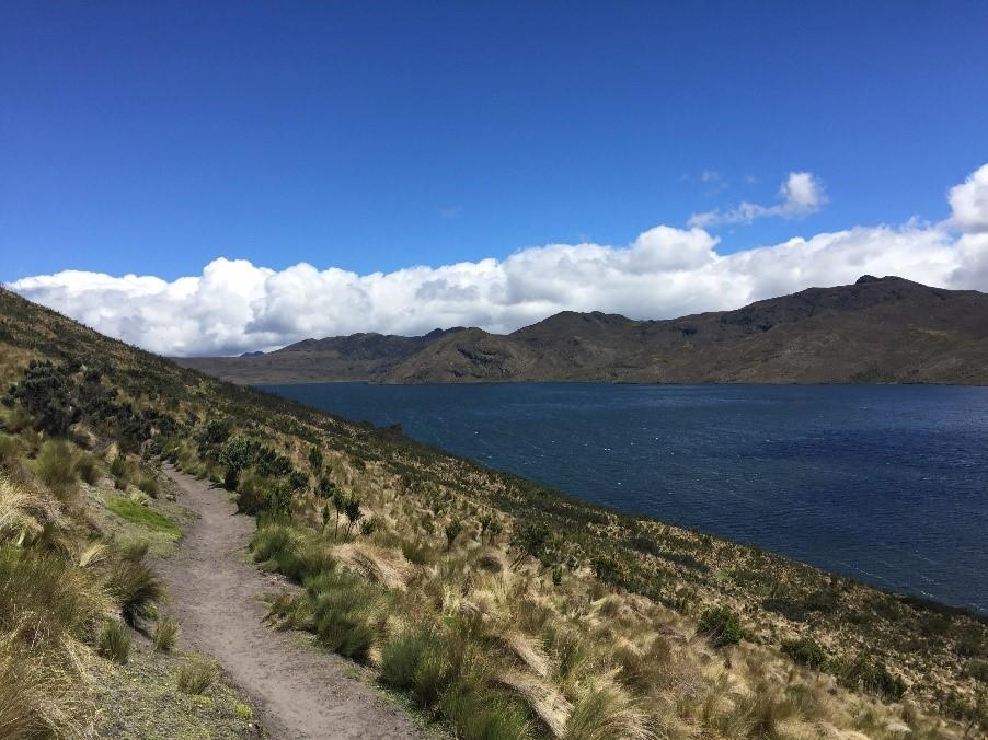 Lac de la Mica – Antisana, voyage equateur