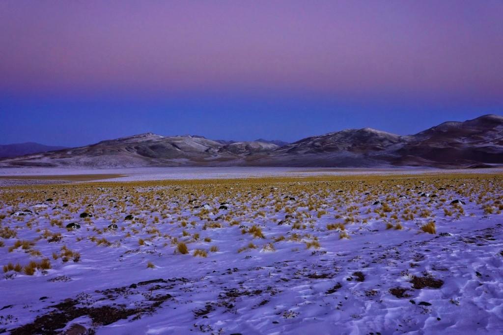 Paysages enneigés – Nord Ouest Argentin (NOA)
