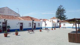 Village de Porto Covo – Rota Vicentina, Portugal