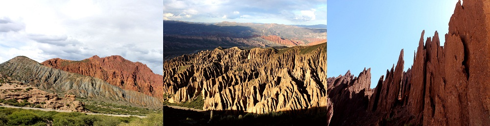 Tupiza et ses canyons multicolores – Sud Bolivie