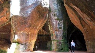 Excursion Grotte Ciudad de Itas – Bolivie
