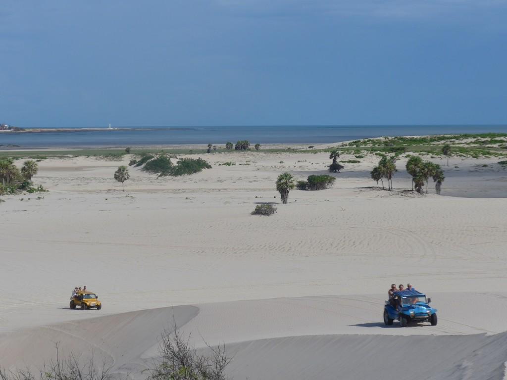 Dunes en buggy – Nordeste
