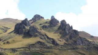 Entre Insilivi et Zumbahua – Région du Quilotoa, Equateur
