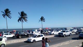 Front de mer Costa do Sol à Maputo