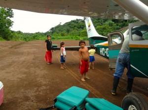 Départ de Kapawi – Equateur