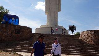 Cristo de la Concordia, Bolivie