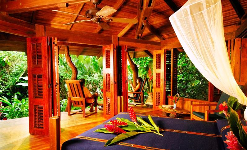 Les chambres au Playa Nicuesa : un petit paradis – Costa Rica