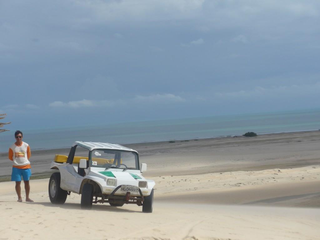 Riba – chauffeur de buggy dans le Nordeste