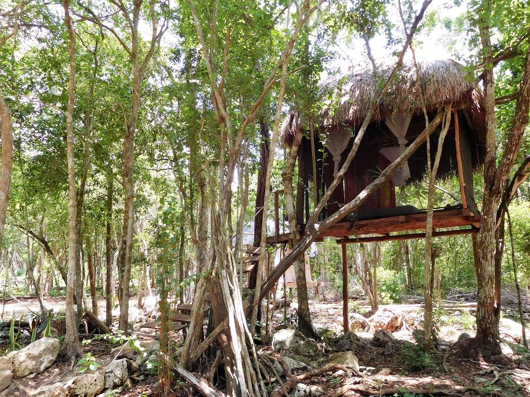 Tranquillité assurée – Voyae au Yucatan