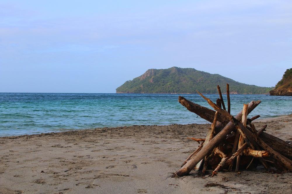Allan Bay à l'ouest de l'île de Proviencia – Colombie