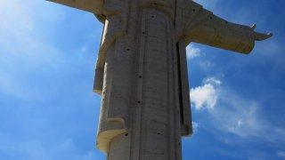Cristo de la Concordia, le Corcovado bolivien