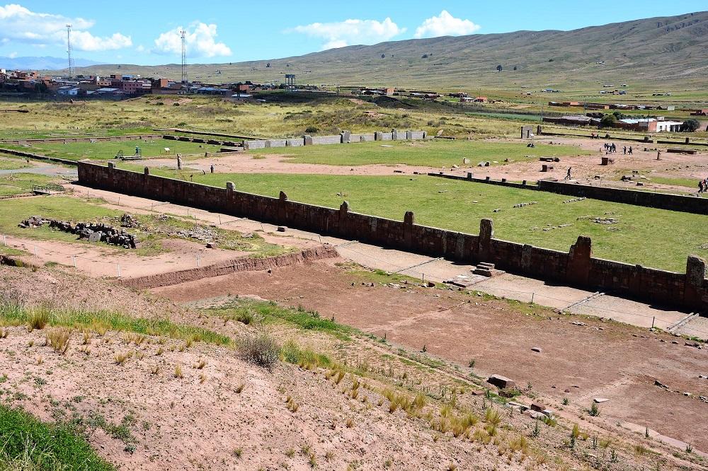 Site de Tiwanaku – voyage Bolivie