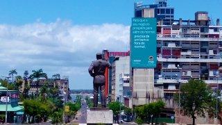 Architecture de la ville de Maputo
