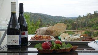 Déjeuner de luxe au vignoble La Recova – Chili