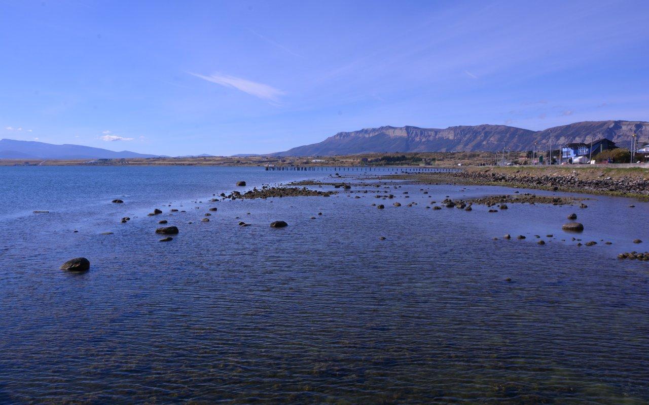 La baie de Puerto Natales – Patagonia