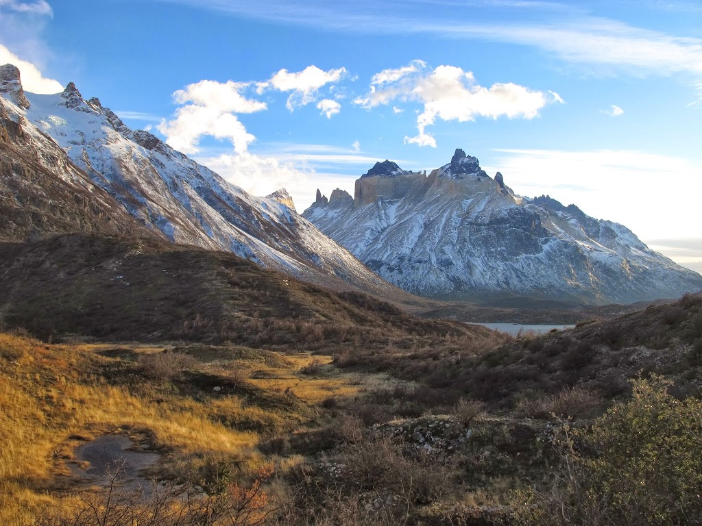 Massif Paine Grande – Parc National Torres del Paine, Chili