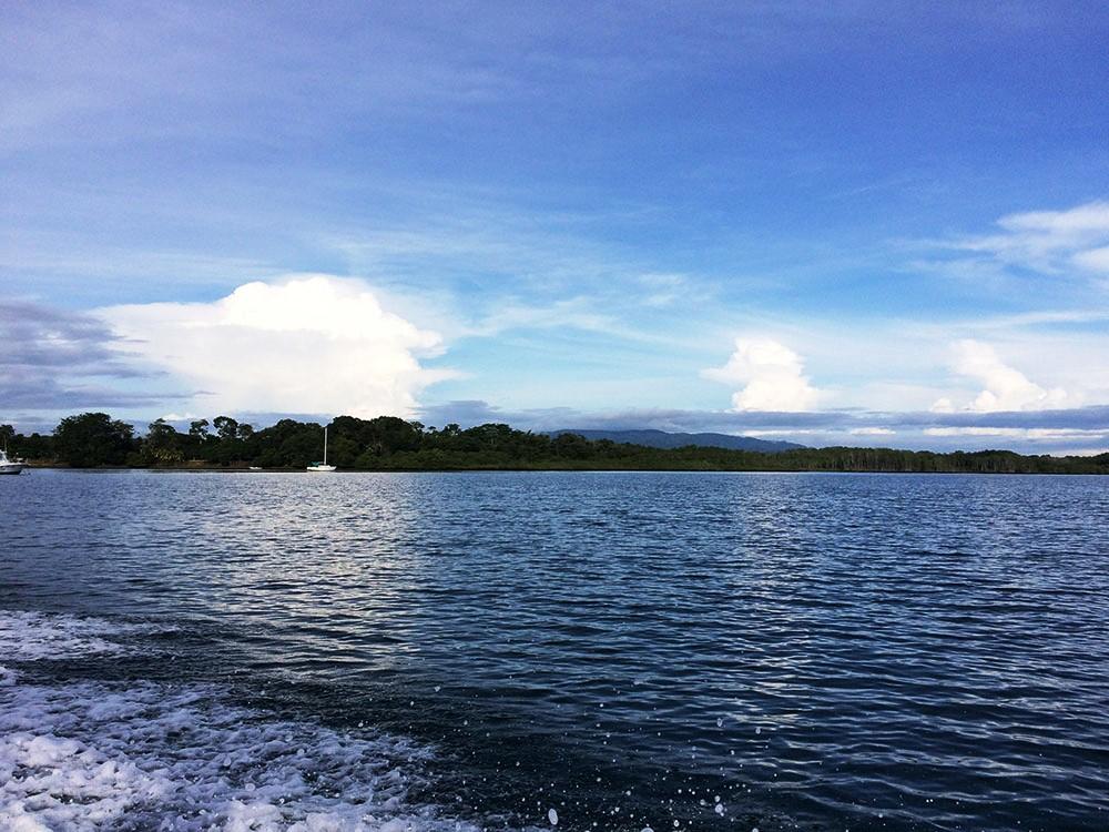 Balade en bateau dans le Golfo Dulce – Costa Rica