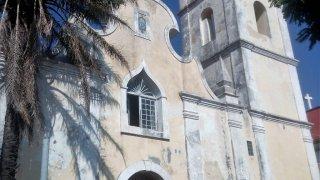 Eglise à Inhambane