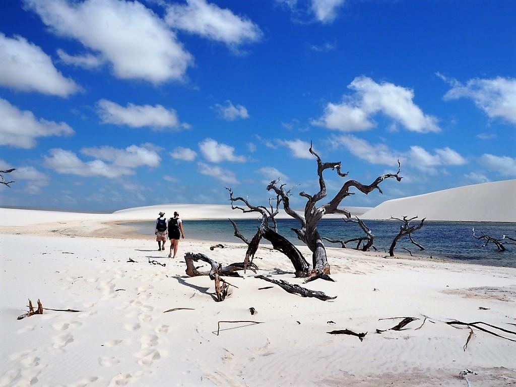 Les lagunes des Lençois Maranhenses – voyage dans les parcs du Nordeste au Brésil