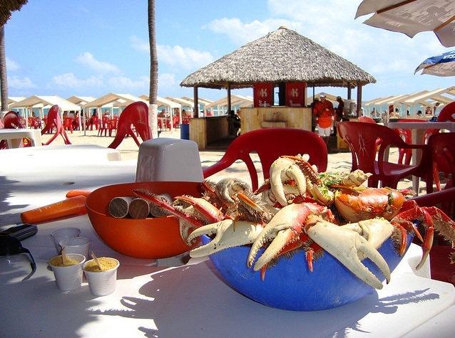 Quinta do caranguejo – Praia do futuro – Fortaleza, Brésil – ©blog.baratocoletivo